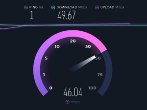 speed test anand